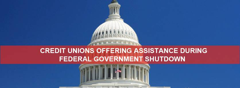 CU Assistance Fed Shutdown