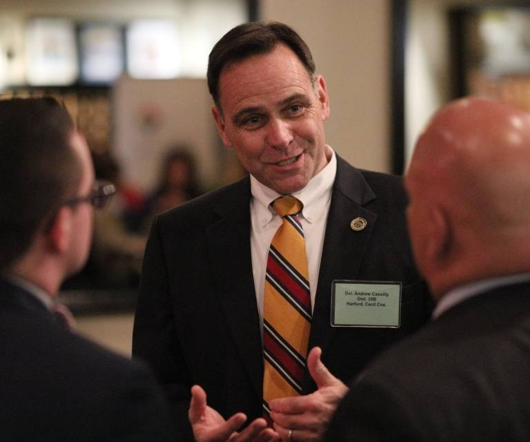 141 Legislative Reception 02-05-19
